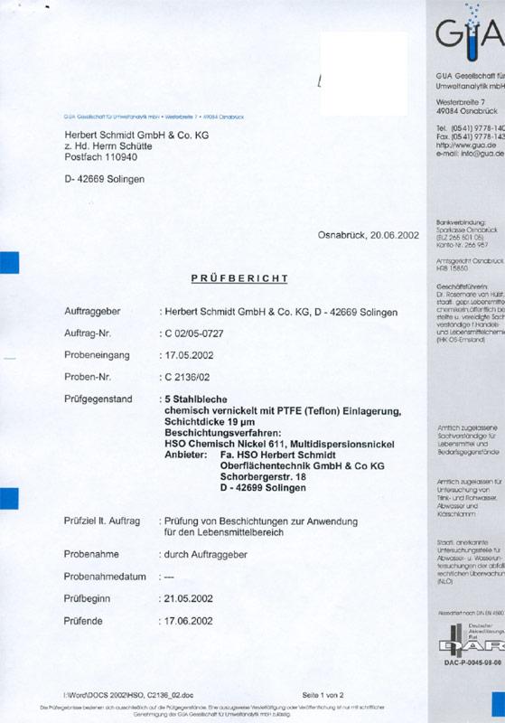 QM-Zertifizierung | POS Beschichtungen